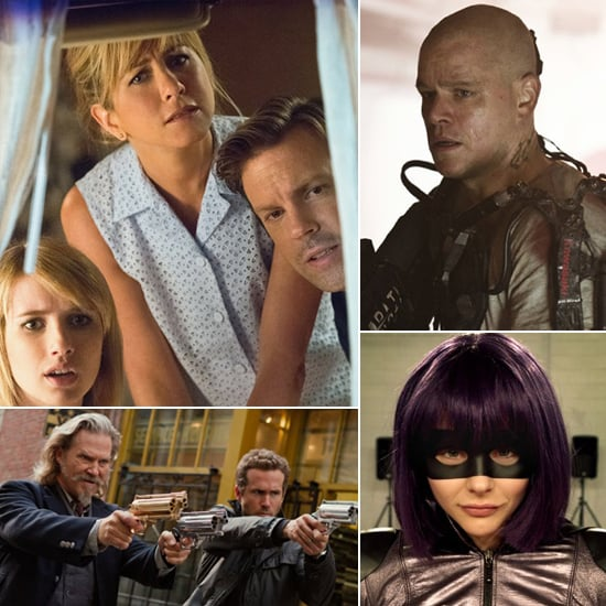 Summer Movie Preview Part 2: July and August
