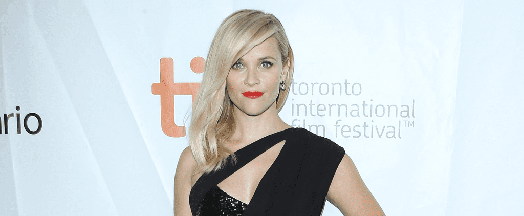 How to Get Reese Witherspoon's Stunning Sideswept Waves