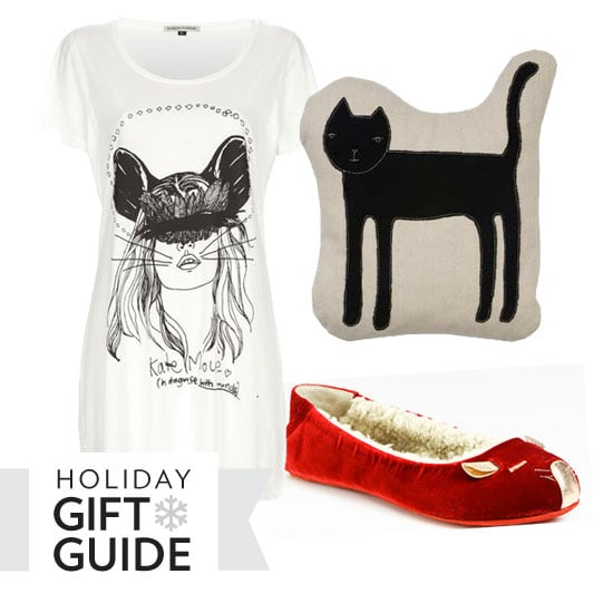 Cat and Mouse Themed Holiday Gifts 2011