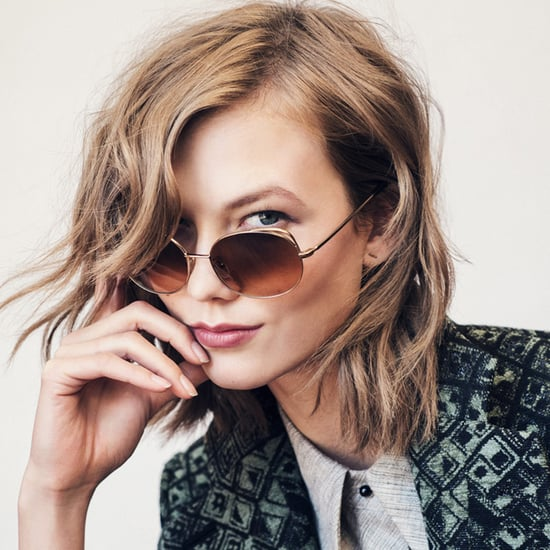 Karlie Kloss and Warby Parker Sunglasses Collaboration