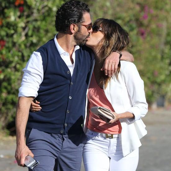Eva Longoria and Jose Baston's PDA in LA