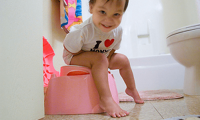 No Potty By Three? Moms Say Not to Stress