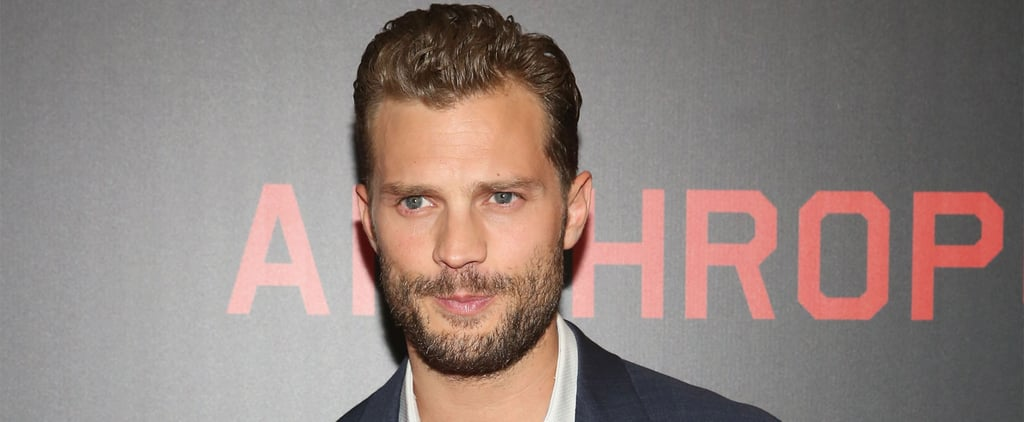 Gird Your Loins, Because Jamie Dornan Is Back on the Red Carpet