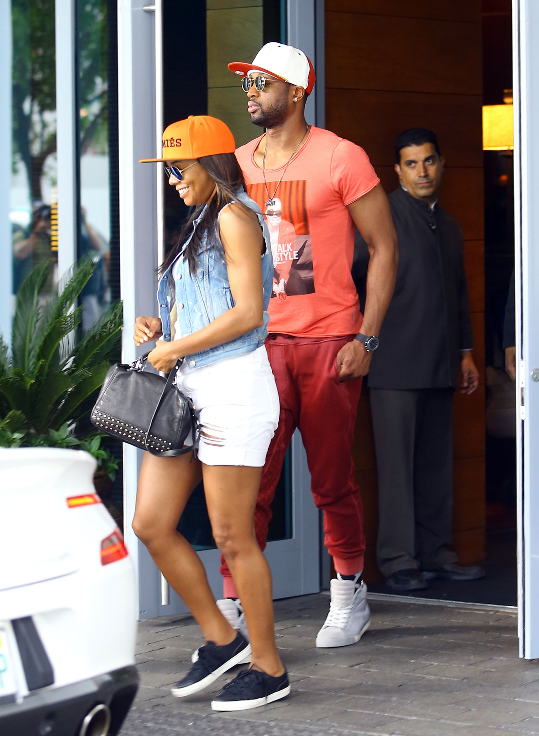 Gabrielle Union and Dwyane Wade Have So Much to Celebrate