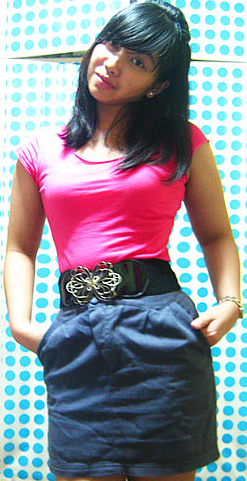 Look of the Day: Fuchsia Hotness