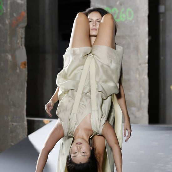 Rick Owens Spring 2016 Paris Fashion Week Show