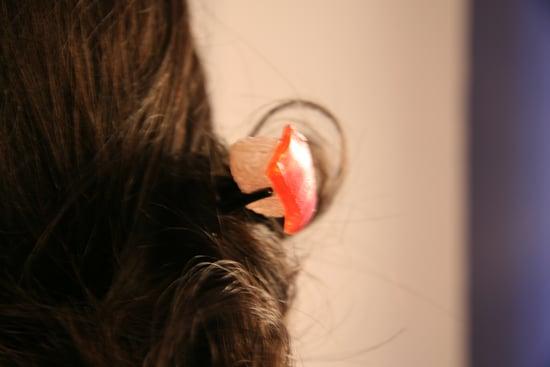 Sushi Pen = Hair Holder