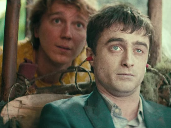 Daniel Radcliffe on Kissing Paul Dano in 'Super Intimate' Swiss Army Man Scenes
