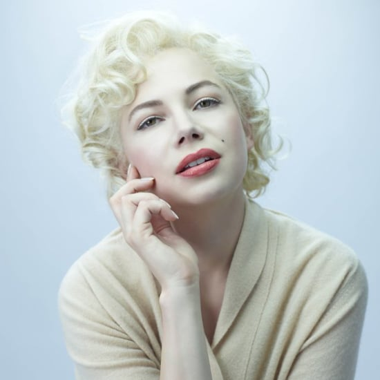 Michelle Williams as Marilyn Monroe Comparison Pictures