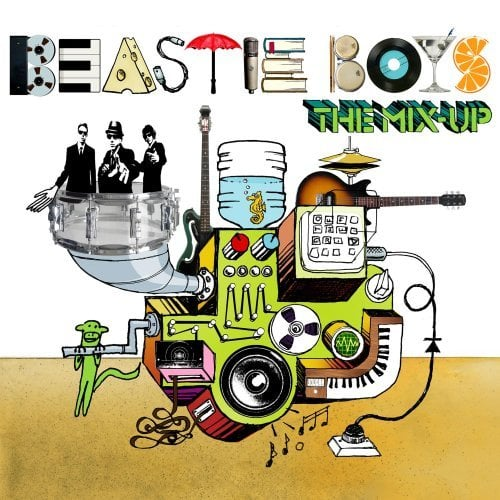 "Song of the Day: Beastie Boys, ""B For My Name"""