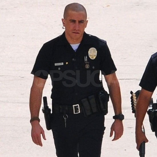 Jake Gyllenhaal Shaves His Head For Sexy Cop Role!