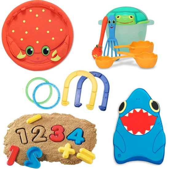 15 Fun Toys For Beachbound Tots