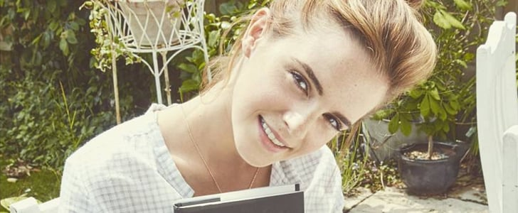 When Emma Watson Recommends a Book, You Better Believe We're Going to Read It