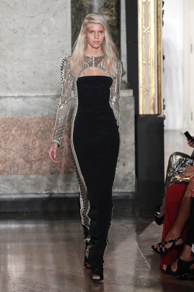 Jennifer Lawrence: Emilio Pucci Spring 2014
