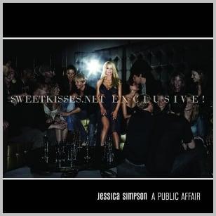 Jessica's New Single  - A Public Affair