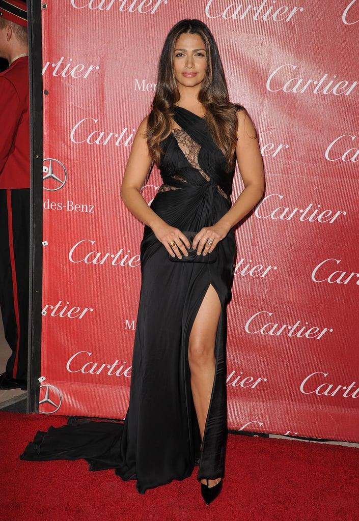 Camila Alves at the Palm Springs International Film Festival