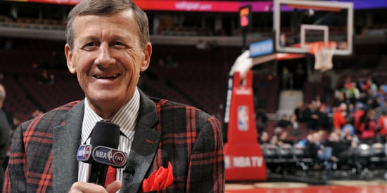 Craig Sager Really Is The Living Embodiment Of Perseverance