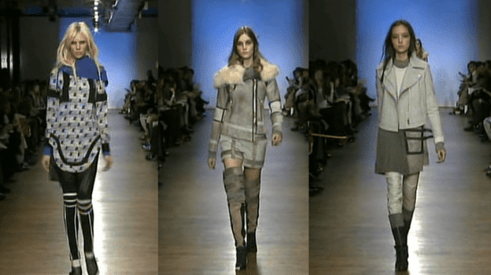 Fall 2011 Runway: Rag & Bone at New York Fashion Week