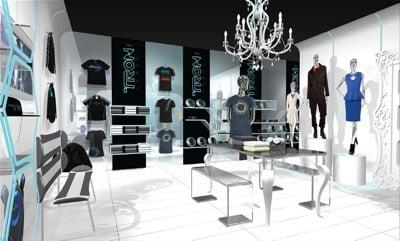 LA Tron Legacy Pop-Up Store Through Dec. 23