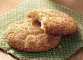 No Snickering at the Snickerdoodles