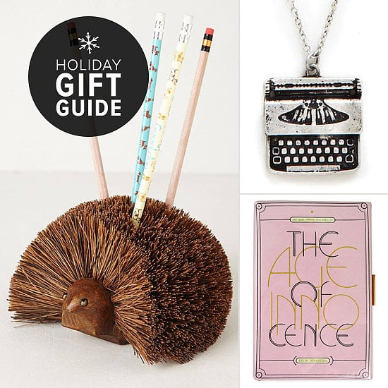 If you know any aspiring novelists who need a little nudge to get pen to paper (or fingers to keyboard), POPSUGAR Love & Sex has expert gifts to inspire a future Jane Austen.