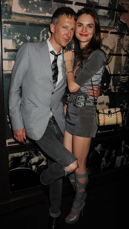 April 2010: Gucci Icon Temporary party