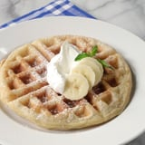 1-Ingredient Waffles Are Almost Too Good to Be True