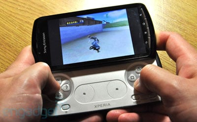 PlayStation Phone Xperia Play