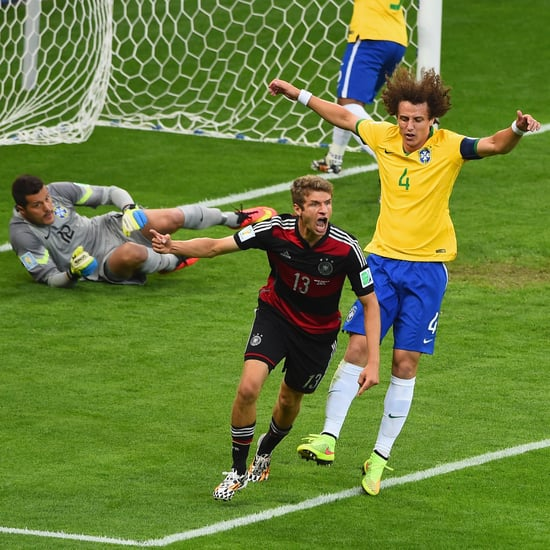 Germany vs. Brazil 2014 World Cup Game | Pictures