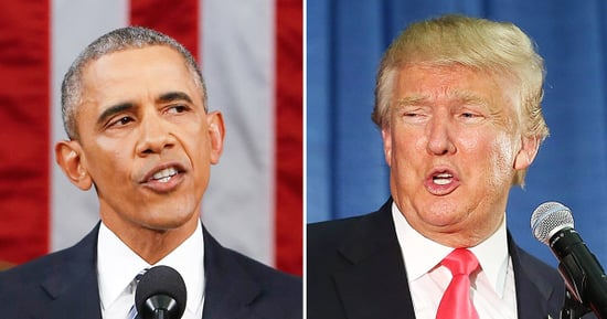 President Obama to Donald Trump: 'Being President Is a Serious Job,' It's Not Like Hosting 'The Apprentice'