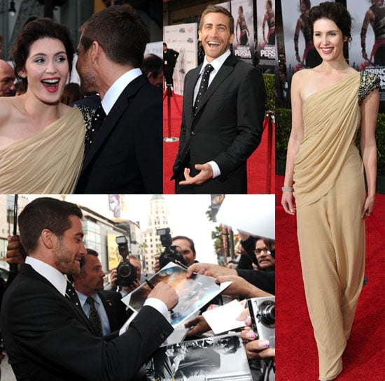 Pictures of Jake Gyllenhaal, Tom Cruise, Jerry Bruckheimer at LA Prince of Persia Premiere