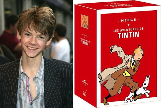 The Kid From Love Actually Might Play Tintin!