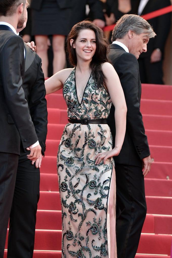 Kristen Stewart at Cannes