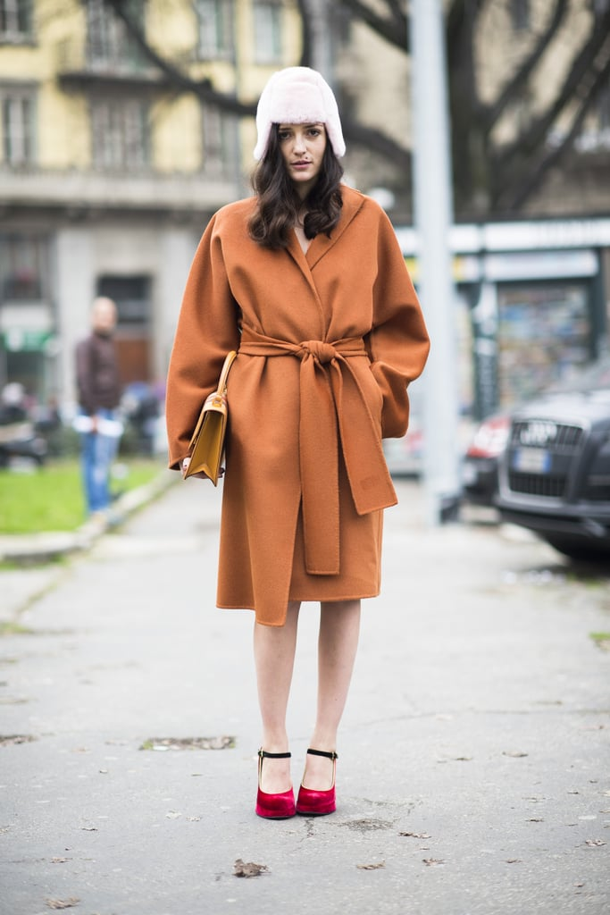 A little outfit whimsy, '70s style.  Source: Le 21ème | Adam Katz Sinding