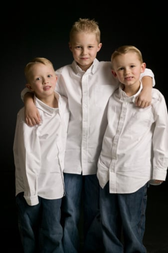 Holiday Photo Style:  Boy Trends