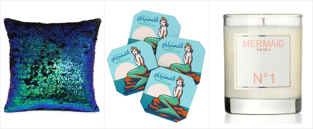 31 Pieces of Mermaid Decor That Will Make Your Heart Splish Splash