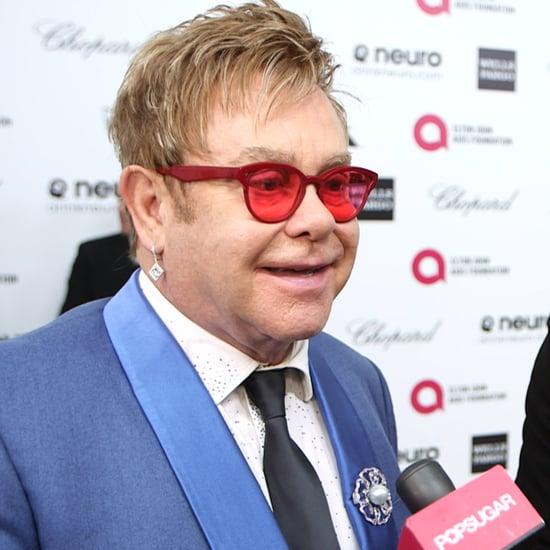 Elton John Oscars Party | Video