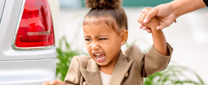 Prepare For an Overload of Adorable From North West