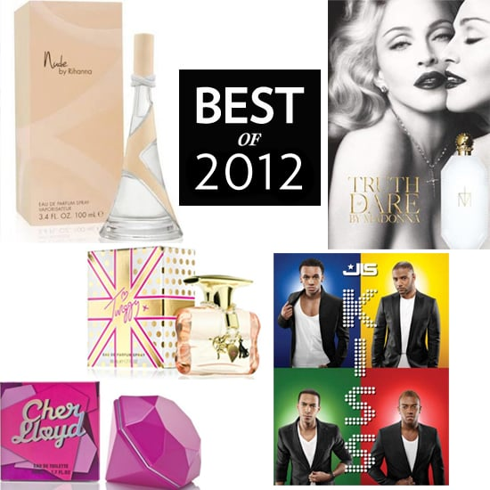 Best Celebrity Scent of 2012