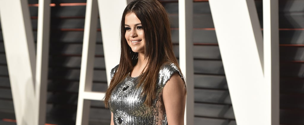 We Didn't Expect to See a Gown Like This on Selena Gomez