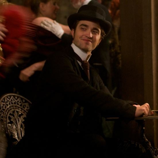Robert Pattinson Bel Ami Clip (Video)