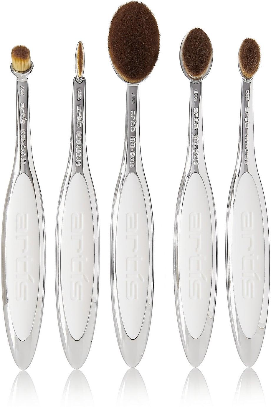 Artis elite mirror 5 brush set 18 gifts beauty editors for Brush craft vs artis