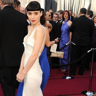 The Girl With the Dragon Tattoo Rooney Mara Style