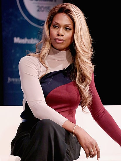 Laverne Cox Says Her Role as a Voice for the Trans Community Can Be 'Overwhelming'