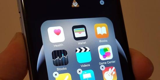 Of Course Apple Won't Actually Let You Delete Default Apps