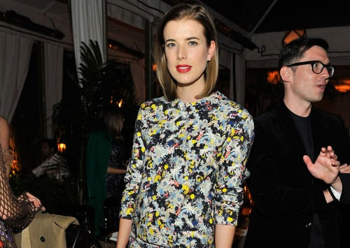 Remember Agyness Deyn? She's Back With a Clothing Line