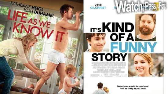 Life as We Know It Movie Review and It's Kind of a Funny Story Movie Review
