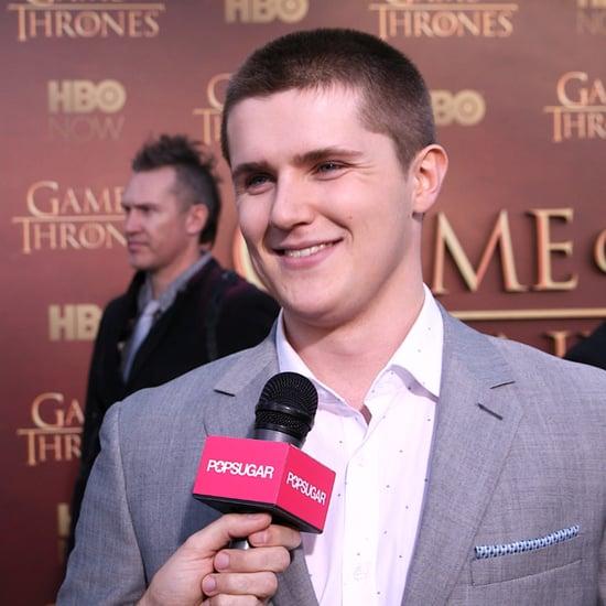 Eugene Simon Game of Thrones Season 5 Interview