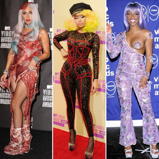 Relive the Most Jaw-Dropping Looks From the MTV VMAs