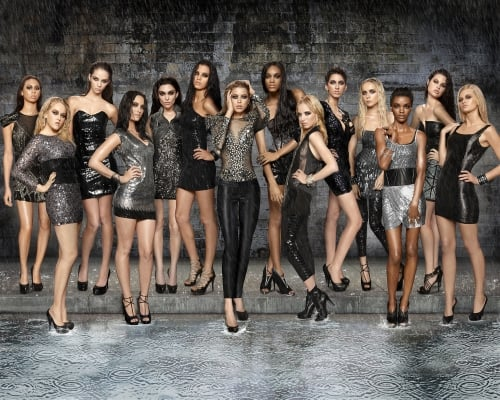 ANTM Cycle 16 Contestants' Pictures